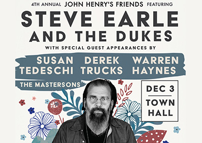 John Henry's Friends Benefit